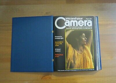 Vintage YOU AND YOUR CAMERA Magazine Vol 4 - 37 To 48 - 1985 Retro Photography • 9.99£