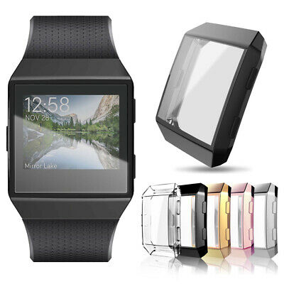 $ CDN4.35 • Buy HR- Replacement Screen Protector Protective Case Cover For Fitbit Ionic Smart Wa