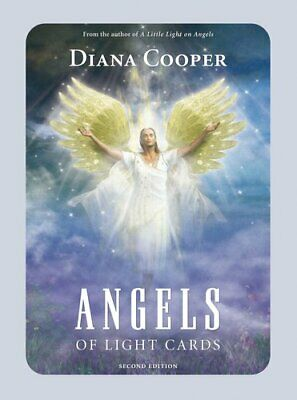 £13.07 • Buy Angels Of Light Cards By Diana Cooper 9781844091416 | Brand New