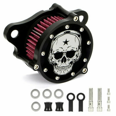 $41.72 • Buy Air Cleaner Intake Filter For Harley Sportster Iron 883 1200 1988-2017 STAR Head