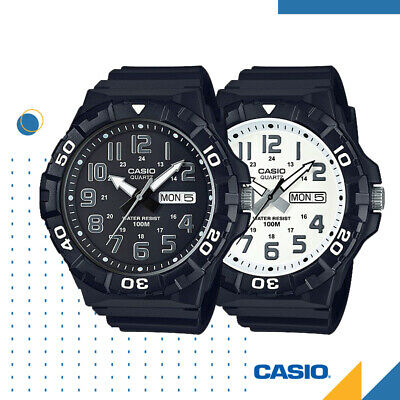 AU49.95 • Buy GENUINE Casio MRW-210H Mens Analog Diver Swim Watch Classic Sport FREE SHIPPING