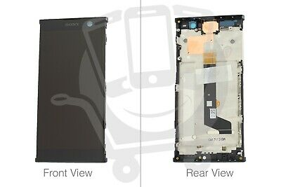 $ CDN156.17 • Buy Genuine Sony Xperia XA2 Black LCD Screen & Digitizer - 78PC0600020 / U50056851