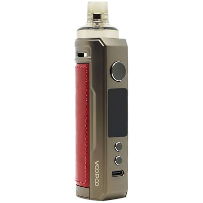 VooPoo® Drag X Pod Kit E-Cigarette Mod E-Cig Vape Device 80w Or Coils Authentic! • 11.75£