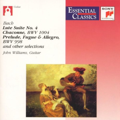 Bach: Lute Music, Vol.2 - Various (1997) (CD) • 5.18£