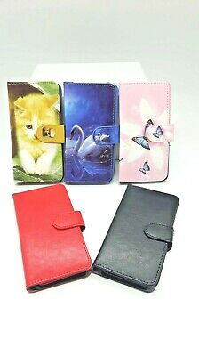 $ CDN9.99 • Buy Magnetic Double Wallet Holder Case For IPhone And Samsung With Colourful Design
