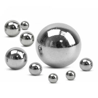 AU4.68 • Buy Carbon/Bearing Steel Precision Smooth Solid Balls Steel Bearing Balls 1mm -107mm