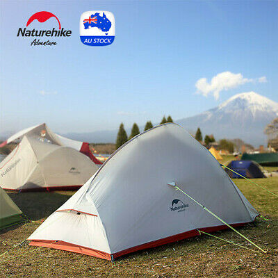AU165 • Buy Naturehike Upgraded Cloud Up 2 Person Hiking Tent Lightweight Backpacking Tent