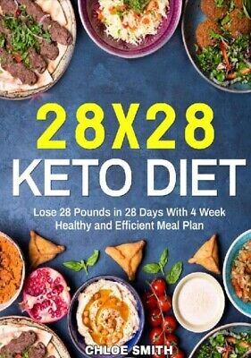 $0.99 • Buy 28x28 Keto Diet Lose Weight 28 Pounds In 28 Days With 4 Weeks  [P.D.F]