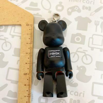 $129.99 • Buy X Porter Bearbrick 100% Figure Keychain Novelty From Japan Free Shipping