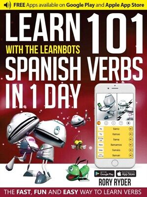 £9.33 • Buy Learn 101 Spanish Verbs In 1 Day With Th