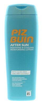 £8.99 • Buy Genuine PIZ BUIN After Sun Soothing, Cooling And Moisturising Lotion (1 X 200ml)