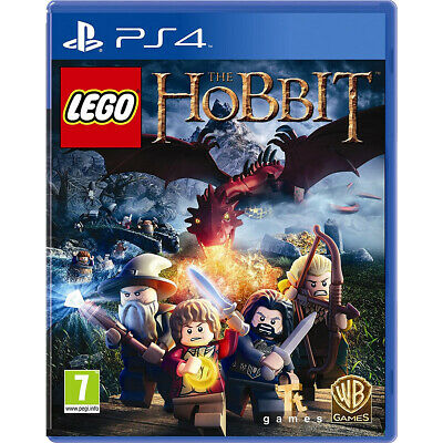 AU29.99 • Buy Lego The Hobbit Game PS4