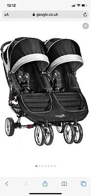 Baby Joggers City Mini Double Stroller, Pram, Twin  • 275£