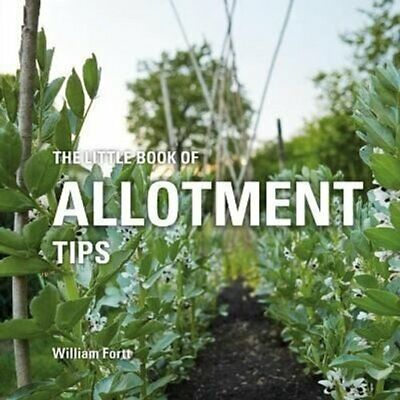 £5.36 • Buy The Little Book Of Allotment Tips By William Fortt 9781472954459   Brand New