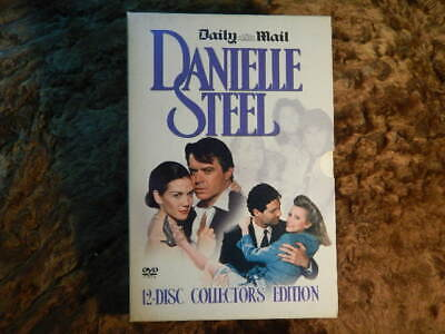Danielle Steel Collectors Edition.(daily Mail). 12 Discs.dvd • 15.99£