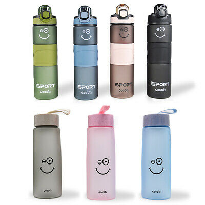 Goodiz Frosty Water Bottle Sport Fitness Gym Travel BPA-Free 0.5l Christmas Gift • 4.49£