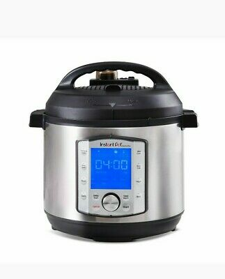 $140.99 • Buy Instant Pot Duo Evo Plus 6 Quart Stainless Steel Pressure Cooker - Silver