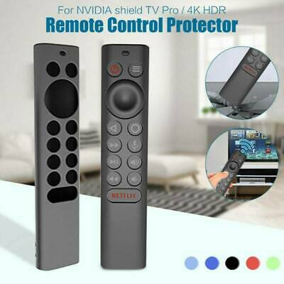 AU5.69 • Buy Silicone Case Remote Control Protective Cover For NVIDIA Shield TV Pro/4K HDR C2