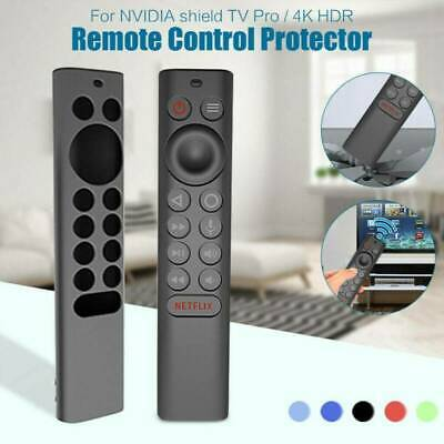 AU5.99 • Buy For NVIDIA Shield TV Pro/4K HDR Silicone Case Remote Control Protective Cover AU