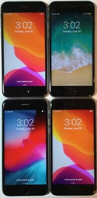 $ CDN487.21 • Buy LOT OF FOUR TESTED CDMA + GSM UNLOCKED AT&T APPLE IPhone 6S, 16GB PHONES   A140J