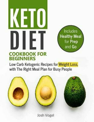$1.99 • Buy Keto Diet Cookbook For Beginners  Low Carb Ketogenic Recipes For Weight [P.D.F)