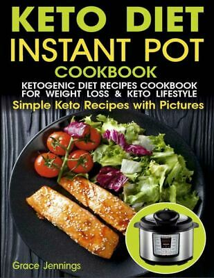 $1.99 • Buy Keto Diet Instant Pot Cookbook  Ketogenic Diet Recipes Cookbook   [P.D.F)