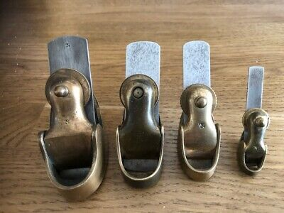 Group Of 4 Norris Violin Makers Planes • 2,000£