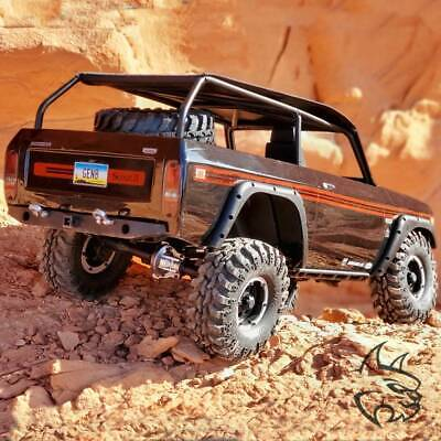 Redcat Racing Gen8 Scout II AXE Edition 1/10 Scale 4WD Brushless RC Crawler BLK • 357.62£