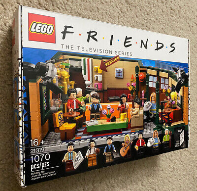 $79.99 • Buy LEGO #21319 Ideas Central Perk Friends The Television Series BRAND NEW SEALED!