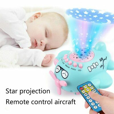 Baby Toys For Newborn Juguetes Night Light, Sleep Projector, Musical Toy Project • 11.40£