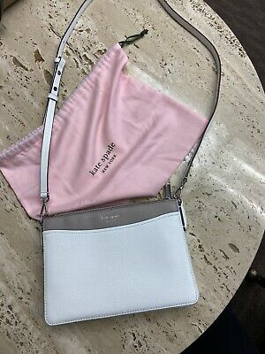 $ CDN89.30 • Buy Kate Spade Optic White Crossbody Purse