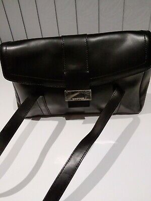 AU16.50 • Buy Oroton Black Leather Bag. Great Condition.