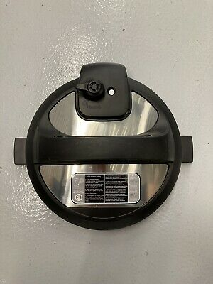$33.33 • Buy Instant Pot Pressure Cooker Replacement Lid With Sealing Ring 6QT IP-DUO60 V3