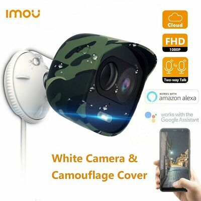 £49.99 • Buy Imou Outdoor 1080P  2MP Wi-Fi IP Camera +PIR Motion+ Two-way Audio +Free Cover