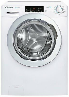 View Details Candy Smart Pro 1014C Free Standing 10KG 1400 Spin Washing Machine A+++ White • 279.99£