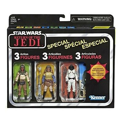 $ CDN222.91 • Buy Star Wars The Vintage Collection Skiff Guard Action Figure 3-Pack - Exclusive