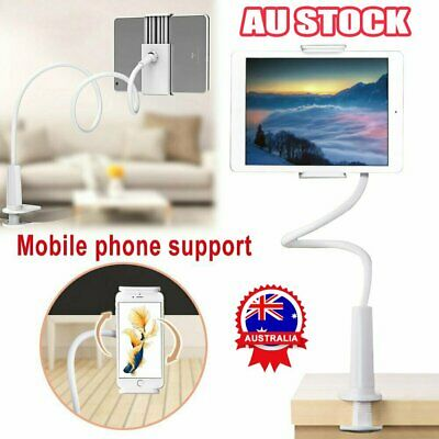 AU13.92 • Buy 360°Rotating Tablet Stand Holder Lazy Bed Desk Mount For IPad Air IPhone AU