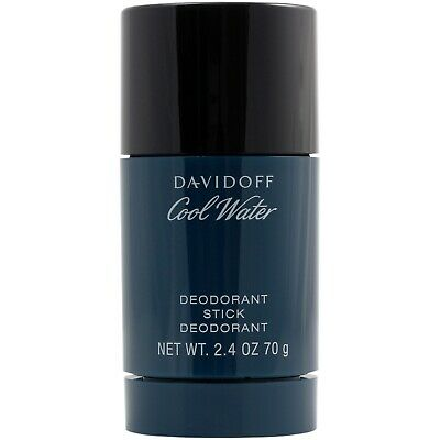 Davidoff Cool Water Mens Roll On Deodorant Stick 70g Men's For Him - Brand New • 13.49£