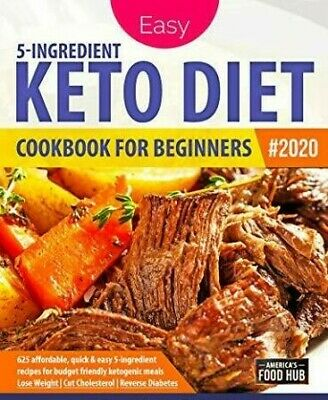 $1.99 • Buy Easy Keto Diet Cookbook For Beginners #2020 Quick & Easy (E- B00K-Version 2020)
