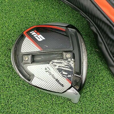 $ CDN290.63 • Buy TaylorMade M5 10.5° Driver Head Right Handed RH W/Headcover