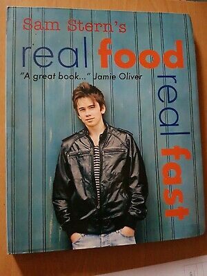 Real Food, Real Fast By Susan Stern, Sam Stern (Paperback, 2006) • 10£