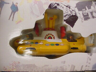 $37.99 • Buy Beatles*apple*corgi Classic*yellow Submarine*die Cast Model*new In Box