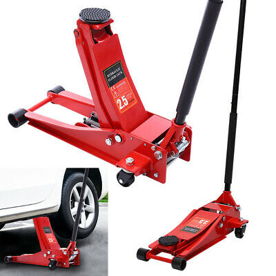 2.5Ton Low Profile Trolley Jack Garage Workshop Lifting Equipment Vehicle Car • 125.95£