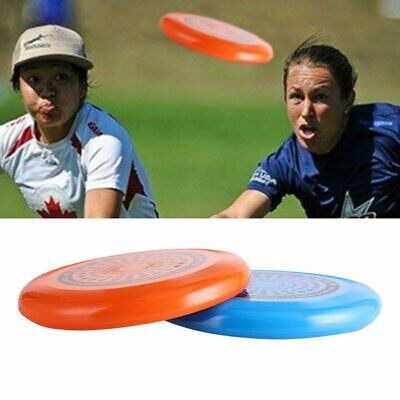 Lightweight Portable Size 27cm Ultimate Flying Disc Children Adult Game Toys GN • 6.19£