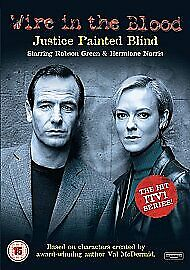 Wire In The Blood - Justice Painted Blind (DVD, 2009) • 7.80£