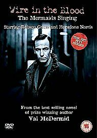 Wire In The Blood - The Mermaids Singing (DVD, 2008) • 2£