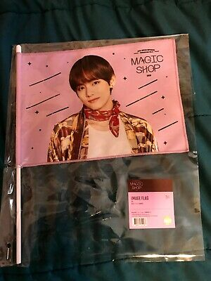 $30 • Buy BTS 5TH MUSTER V (Taehyung) Image Flag {USA ONLY}