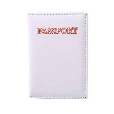 AU3.48 • Buy Slim Travel Accessories Passport Cover Men Protector Holiday Tickets Holder LS