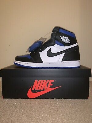 $270 • Buy Air Jordan 1 High Royal Toe Size 11 100% Authentic