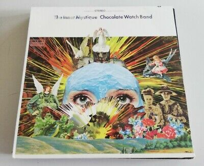 The Chocolate Watchband - The Inner Mystique Lp Lp 5307 Sundazed Music 2009 Vg+! • 17.59£
